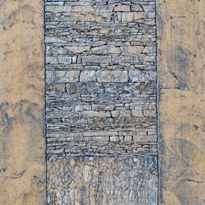 Cathy Fleckstein · Keramische Bildplatte · Langer Speicher
